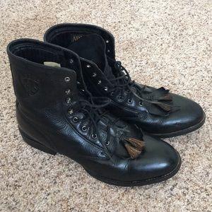 Women's Ariat riding boots